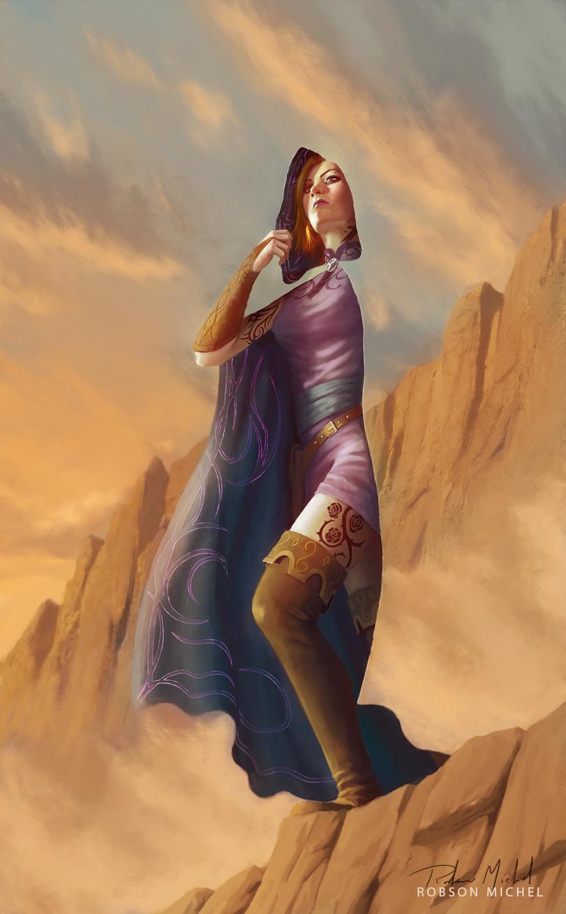 desert cloak women fashion