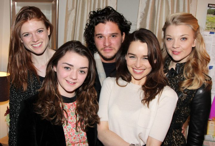 Game of Thrones cast 720x491 Game of Thrones cast Wallpaper Television game of thrones