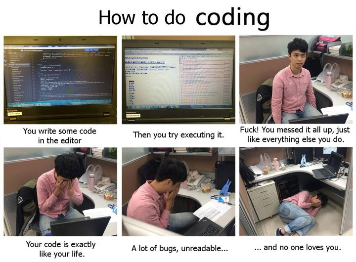 How To Do Coding 720x530 How To Do Coding Humor Computers