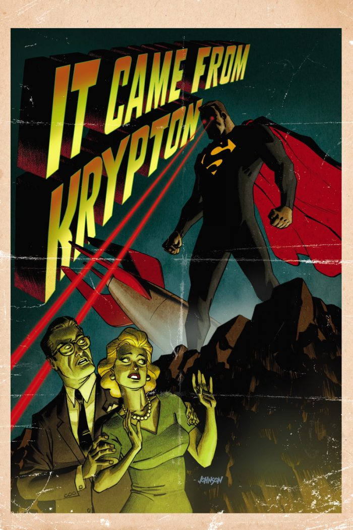 It Came From Krypton 45 variant 700x1050 It Came From Krypton (45 variant) vertical wallpaper superman Comic Books