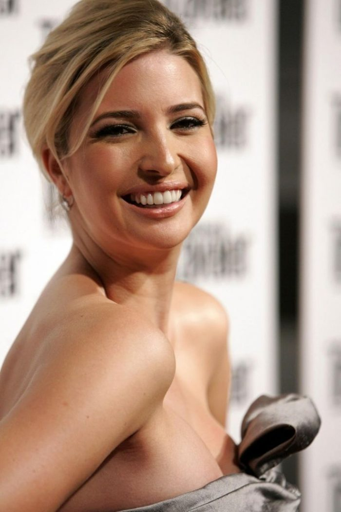 Ivanka Trump has an ample chest 700x1050 Ivanka Trump has an ample chest Sexy NeSFW Ivanka Trump