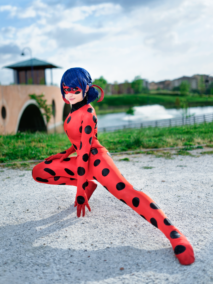 Lady Bug Cosplayer 720x960 Lady Bug Cosplayer Television cosplay