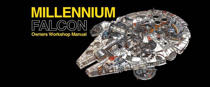 Millennium Falcon Owners Workshop manual 720x301 Millennium Falcon Owners Workshop manual Wallpaper star wars Millennium Falcon