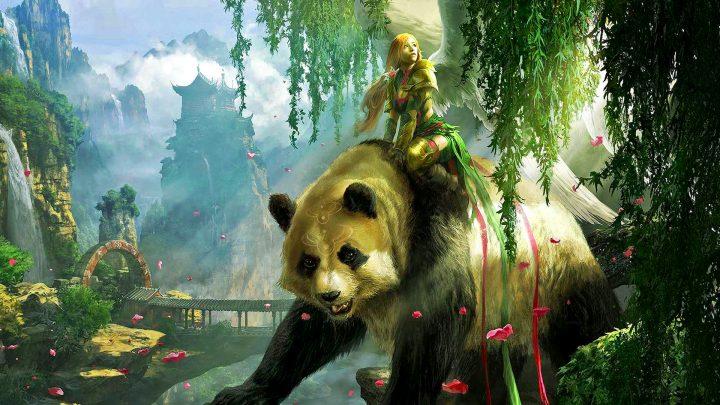 Panda Rider 720x405 Panda Rider