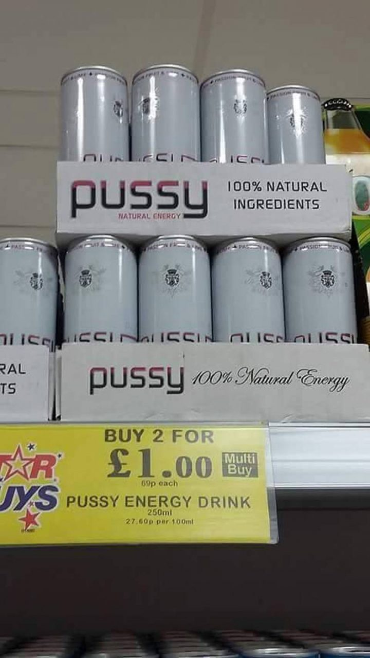 Pussy Energy Drink 720x1280 Pussy Energy Drink wtf Food