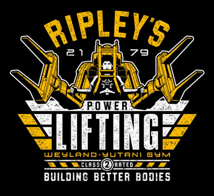 Ripley's Power Lifting