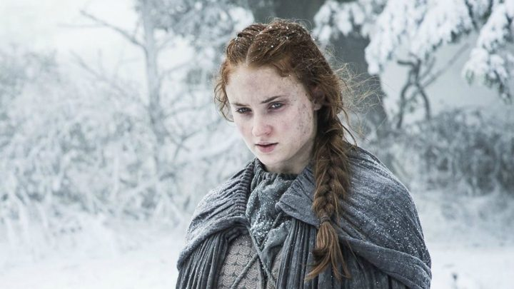 Sansa Stark is ready to Rumble 720x405 Sansa Stark is ready to Rumble Wallpaper Television Sophie Turner game of thrones