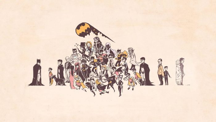 batman and his extended family.jpg