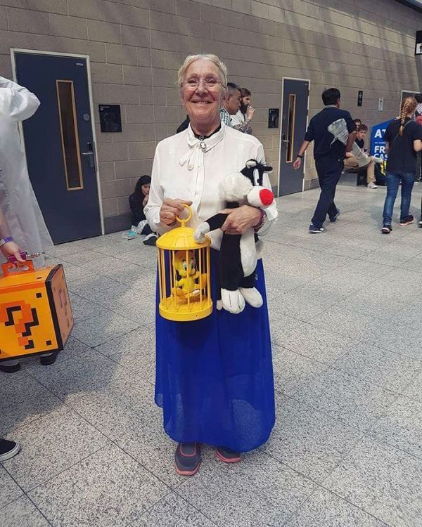 granny cosplay granny cosplay Television looney tunes cosplay
