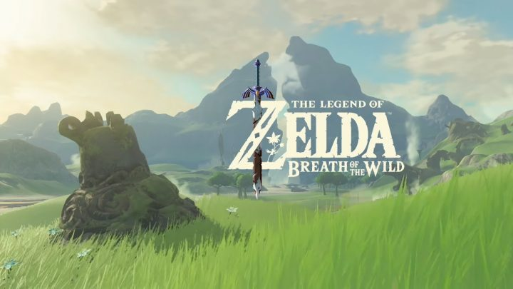 the legend of zelda breath of the wind 720x405 the legend of zelda   breath of the wind Wallpaper The Legend of Zelda : Breath of the Wild the legend of zelda Gaming