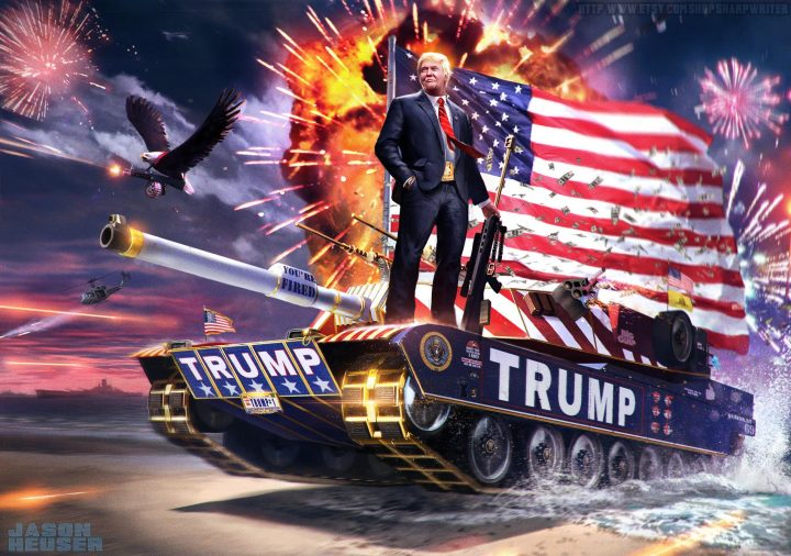 trump tank 720x506 trump tank Wallpaper election 2016 donald trump