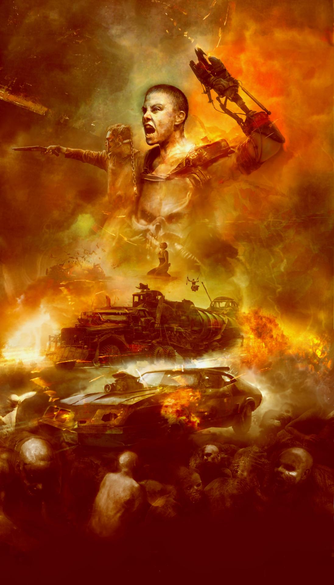 tumblr o0h11biMe91tl926yo1 1280 1 Mad Max: Fury Road Mad Max: Fury Road illustration Art