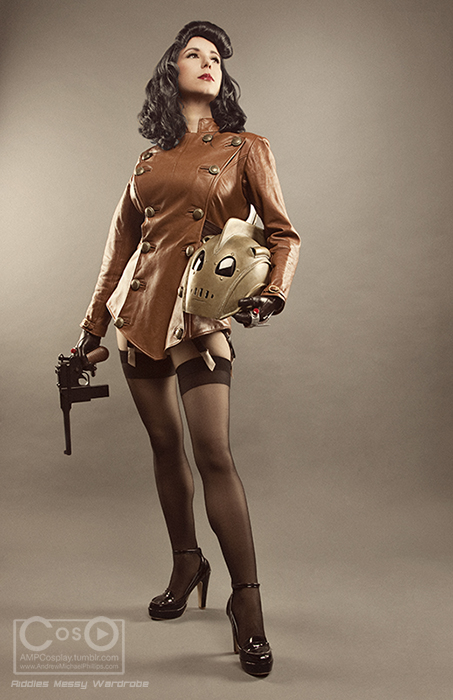 tumblr o4k1q5aBFC1s2wio8o1 500 The Rocketeer The Rocketeer Sexy cosplay