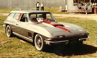 1967 Corvette Wagon 1