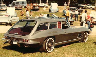 1967 Corvette Wagon 2