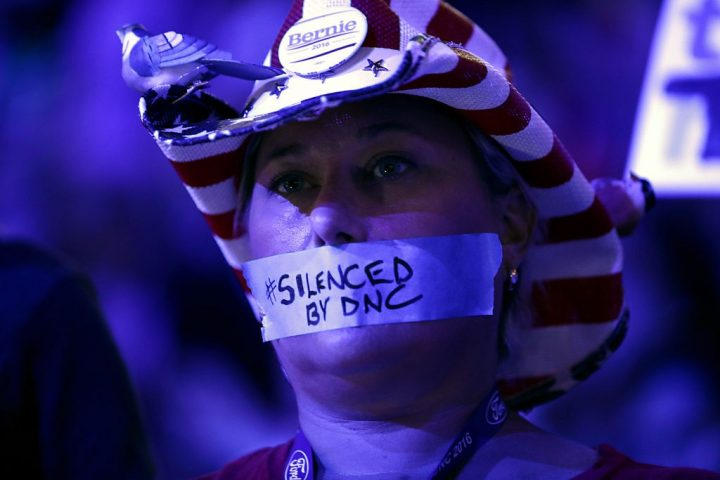 Bernie Supporter at the DNC.jpg