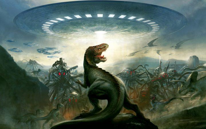 Dinosaurs vs UFO.jpg