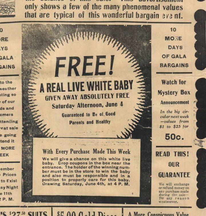 Free live white baby 720x756 Free live white baby