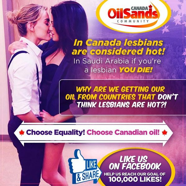 In Canada lesbians are considered hot In Canada lesbians are considered hot