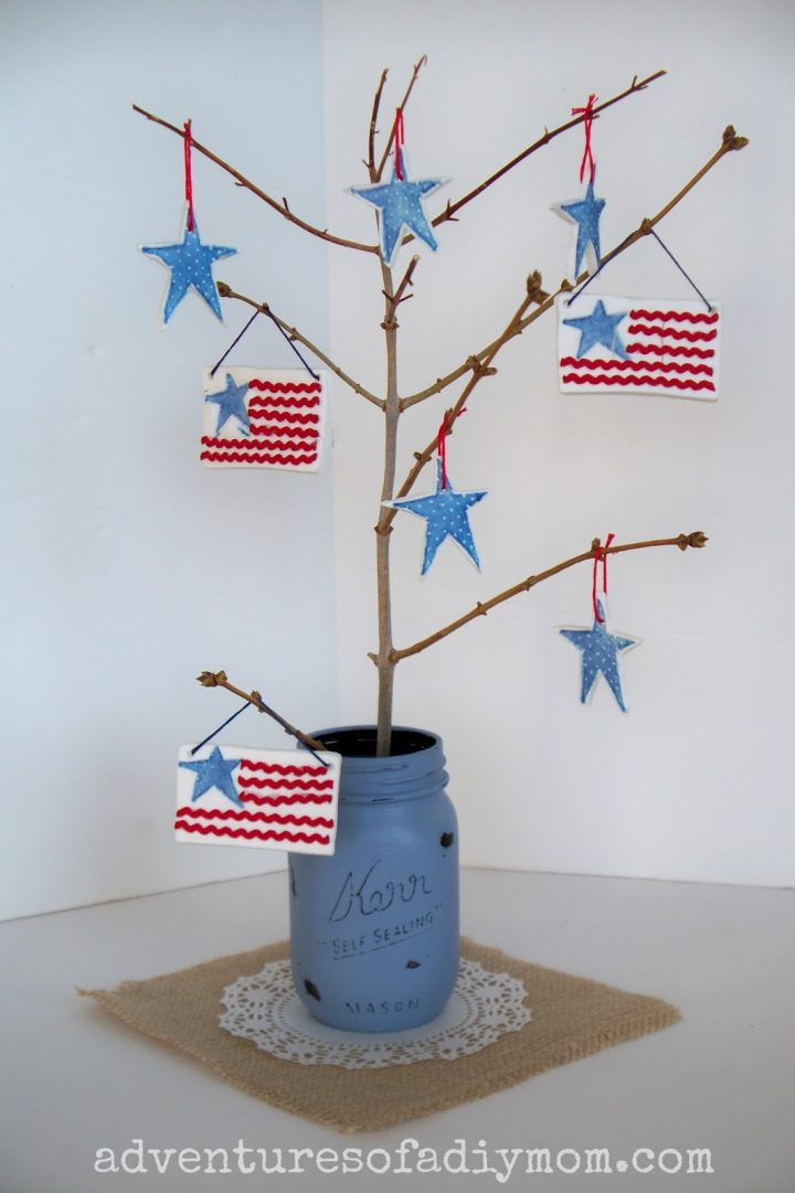 Indepence Tree 720x1081 Indepence Tree Fourth Of July Art