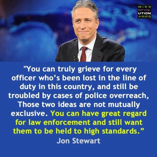 JStew has a quote about hating police JStew has a quote about hating police Quotes john stewart