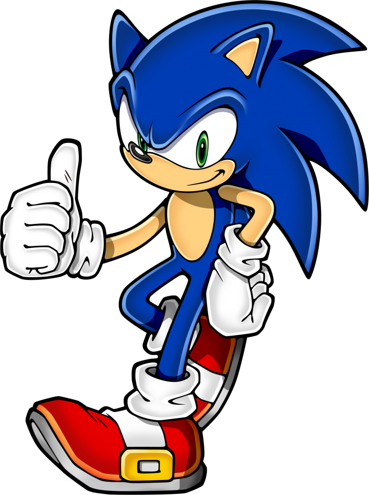 Neo Sonic give you a thumbs up.png