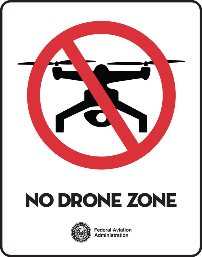 No Drone Zone No Drone Zone