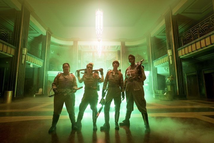 The New Ghostbusters in a green room.jpg