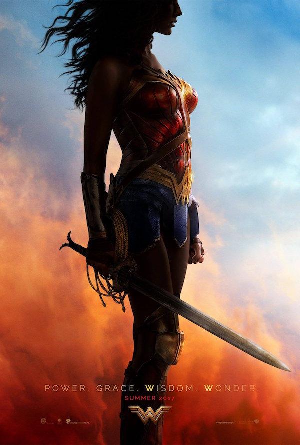 Wonder Woman Poster Wonder Woman Poster