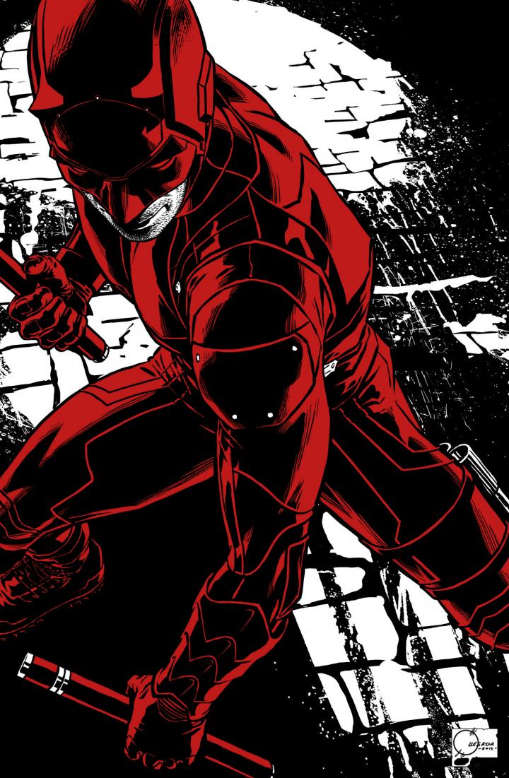daredevil from the tv 720x1101 daredevil from the tv vertical wallpaper Television Daredevil Comic Books