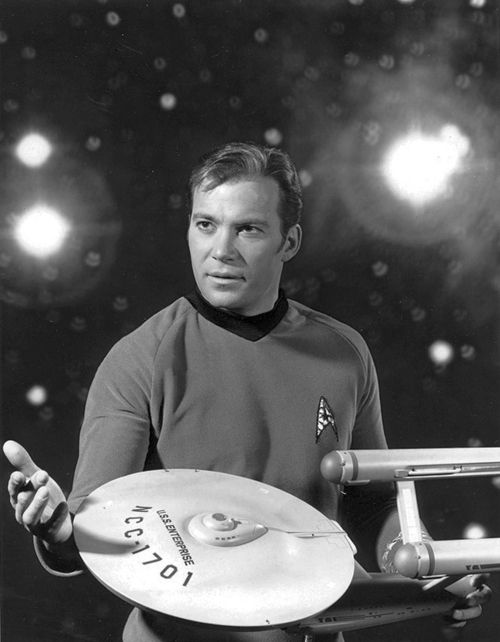 tumblr o0jc8i1i631rge0cao1 500 James T. Kirk william shatner vintage star trek promotional photograph Captain Kirk
