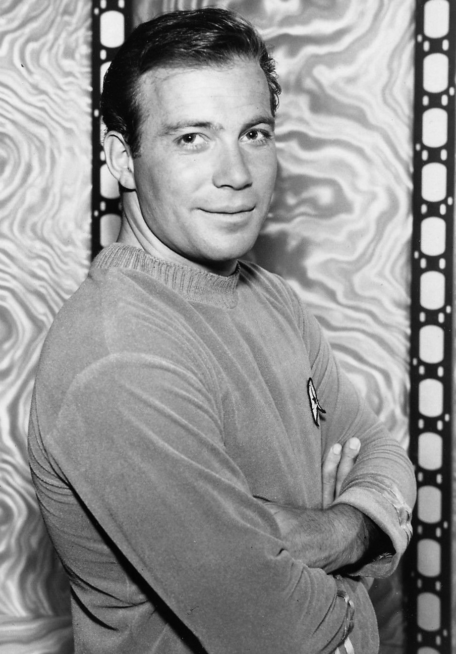 tumblr o51nyckBLl1ut6liuo1 1280 1 James T. Kirk william shatner vintage star trek promotional photograph Captain Kirk