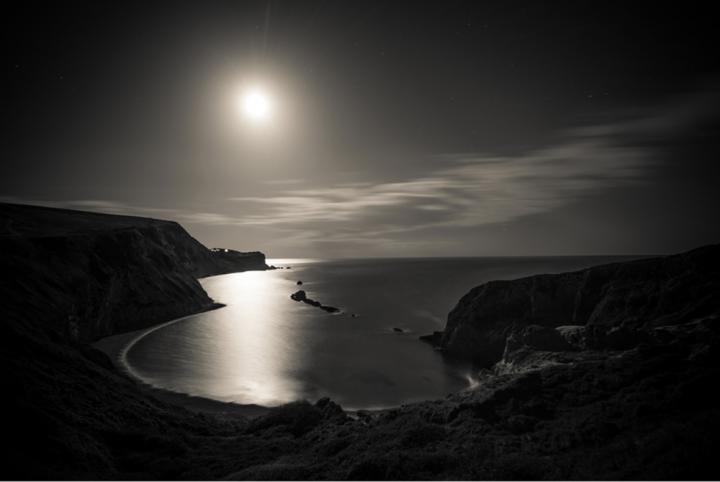 wallpaper Moonlight Bay