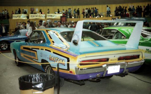 wing Daytona wing
