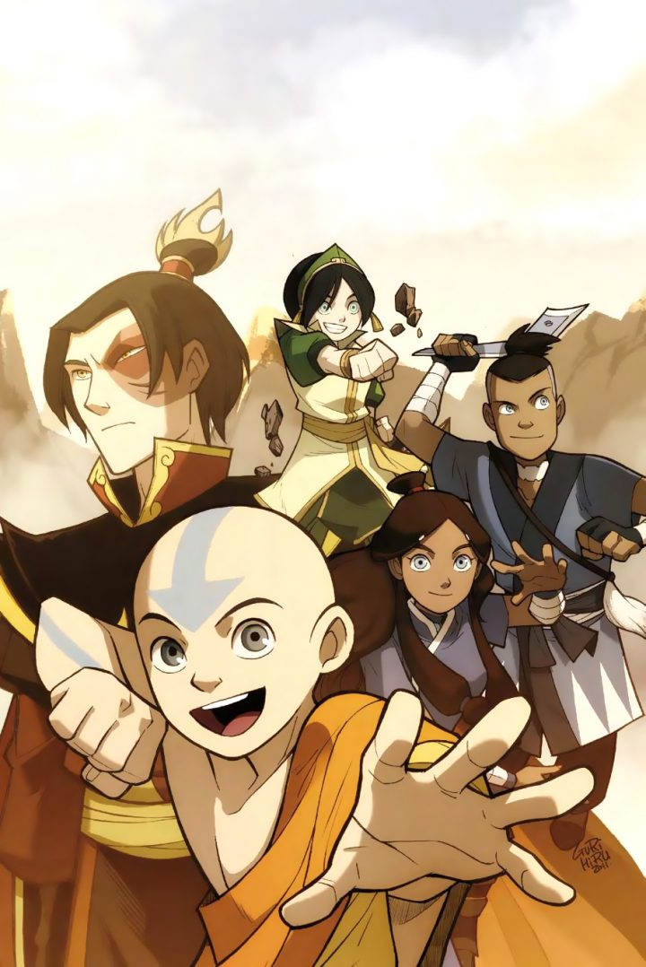 Avatar Aang-The Promise.jpg