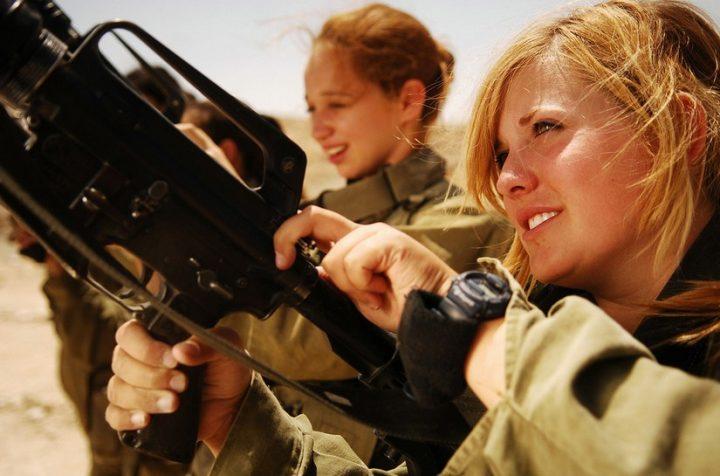 Charging Her Rifle.jpg