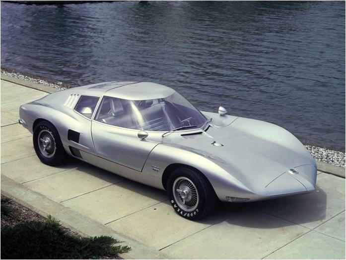 Corvair concept