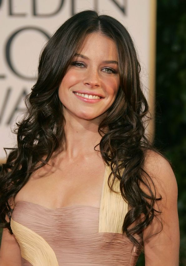 Evangeline Lily in nice dress.jpg