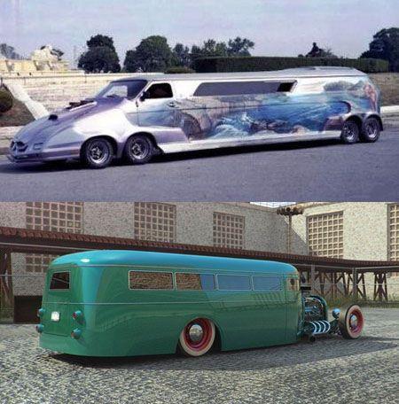 Long Vans