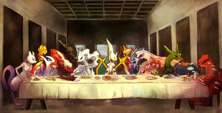 Pokemon last supper.jpg
