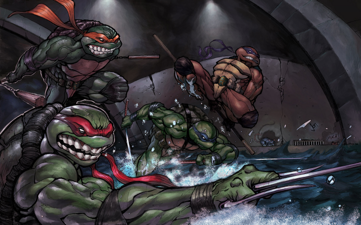 TMNT in the sewer water.png