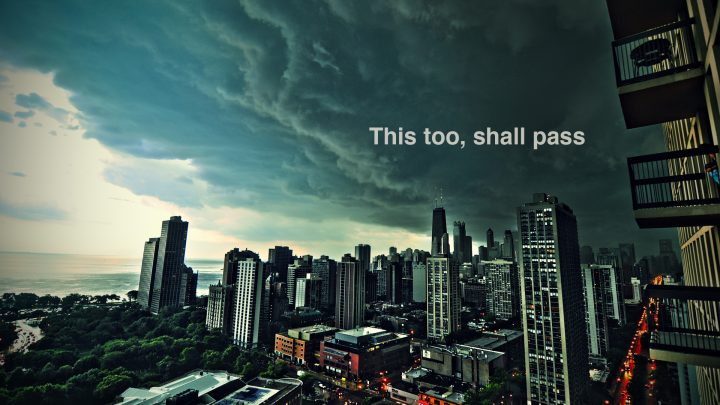 This too will pass 720x405 This too will pass Wallpaper Motivational Quotes architecture
