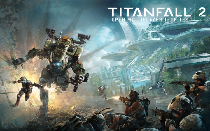 Titanfall2 Technical Test 720x450 Titanfall2 Technical Test Wallpaper Titanfall Gaming