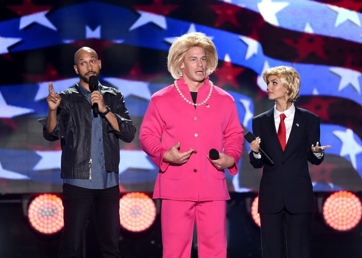 Trump and Hillary look weird.jpg