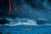 desperate surfer 03 200x133 Alison Teal has no fear of island volcanos wtf Nature Alison Teal