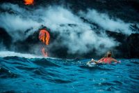desperate surfer 05 200x133 Alison Teal has no fear of island volcanos wtf Nature Alison Teal