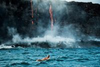 desperate surfer 17 200x133 Alison Teal has no fear of island volcanos wtf Nature Alison Teal