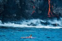 desperate surfer 19 200x133 Alison Teal has no fear of island volcanos wtf Nature Alison Teal