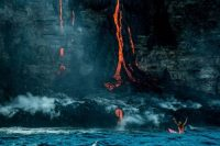 desperate surfer 20 200x133 Alison Teal has no fear of island volcanos wtf Nature Alison Teal