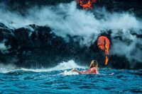 desperate surfer 22 200x133 Alison Teal has no fear of island volcanos wtf Nature Alison Teal